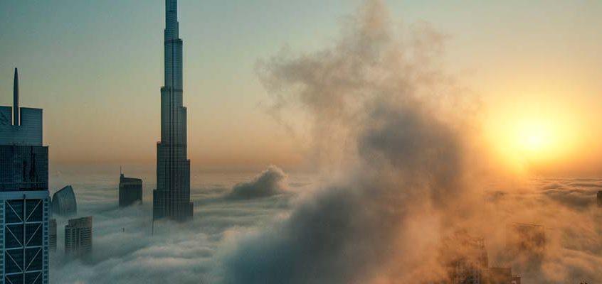 迪拜摩天楼
