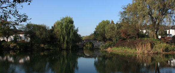 秋冬之交的杭州 A warm winter in Hangzhou
