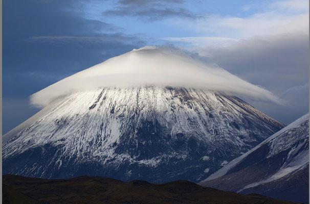 kljuchevsky sopka volcano