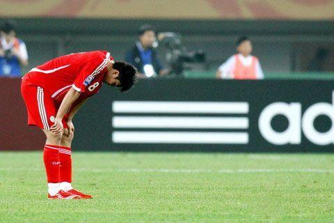 佛祖与中国足球
