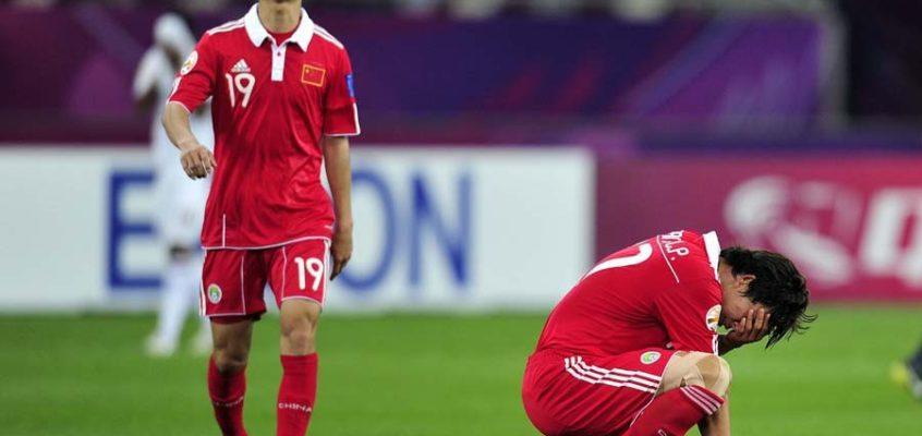 为什么中国会败在足球上?Why China fails at football