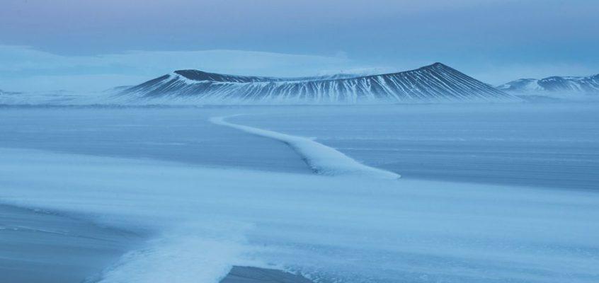 Hverfjall Crater, Iceland 冰岛Hverfjall火山口