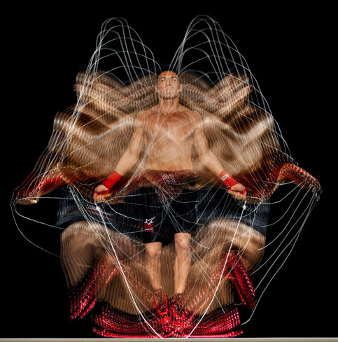 霍华德·斯恰兹是如何拍摄最佳拳击照片