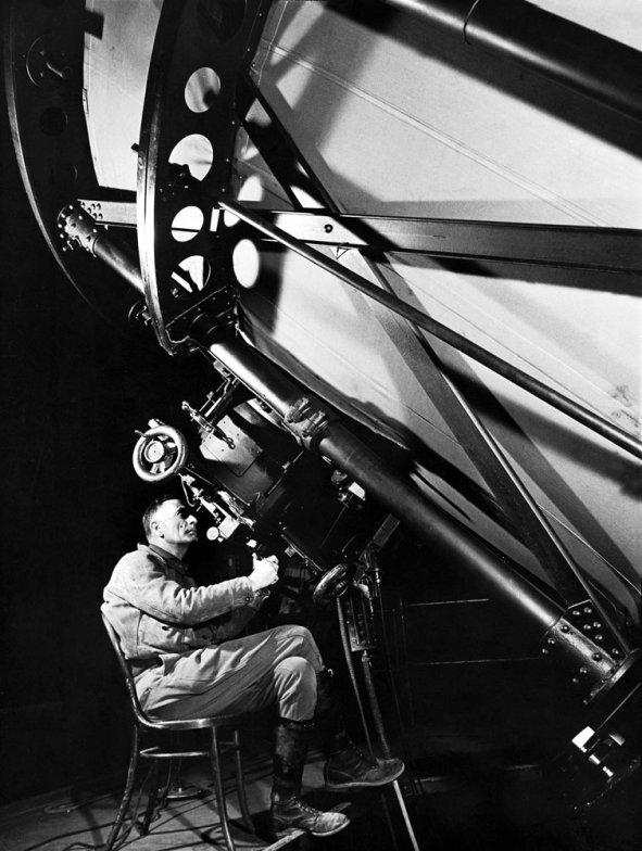 埃德温·哈勃 Edwin Hubble