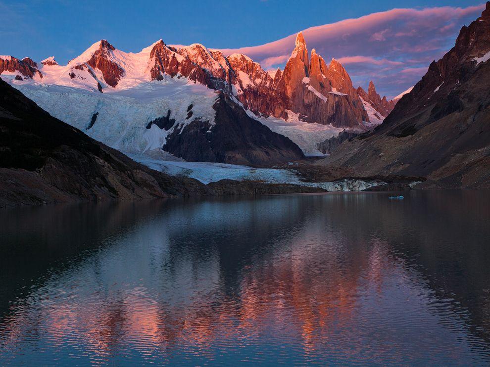 Cerro Torre, Patagonia  瑟拉托里,巴塔哥尼亚