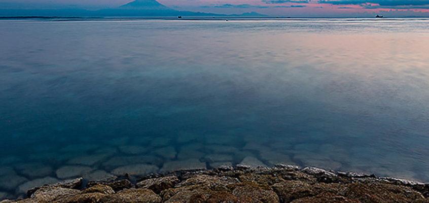 Dawn in Bali 巴厘岛的黎明