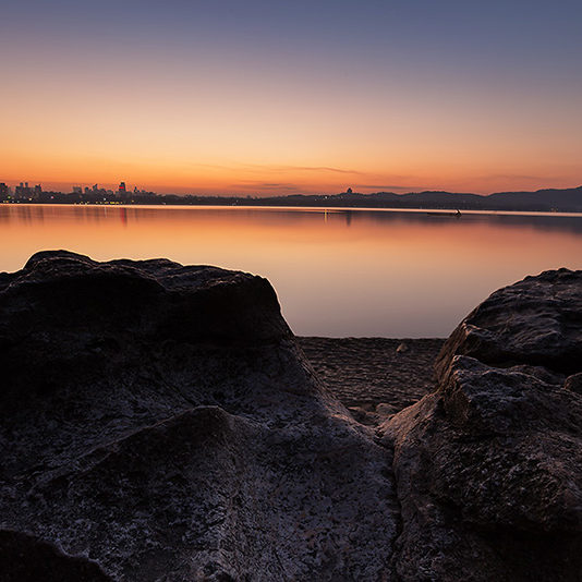 Sunrise by Gushan